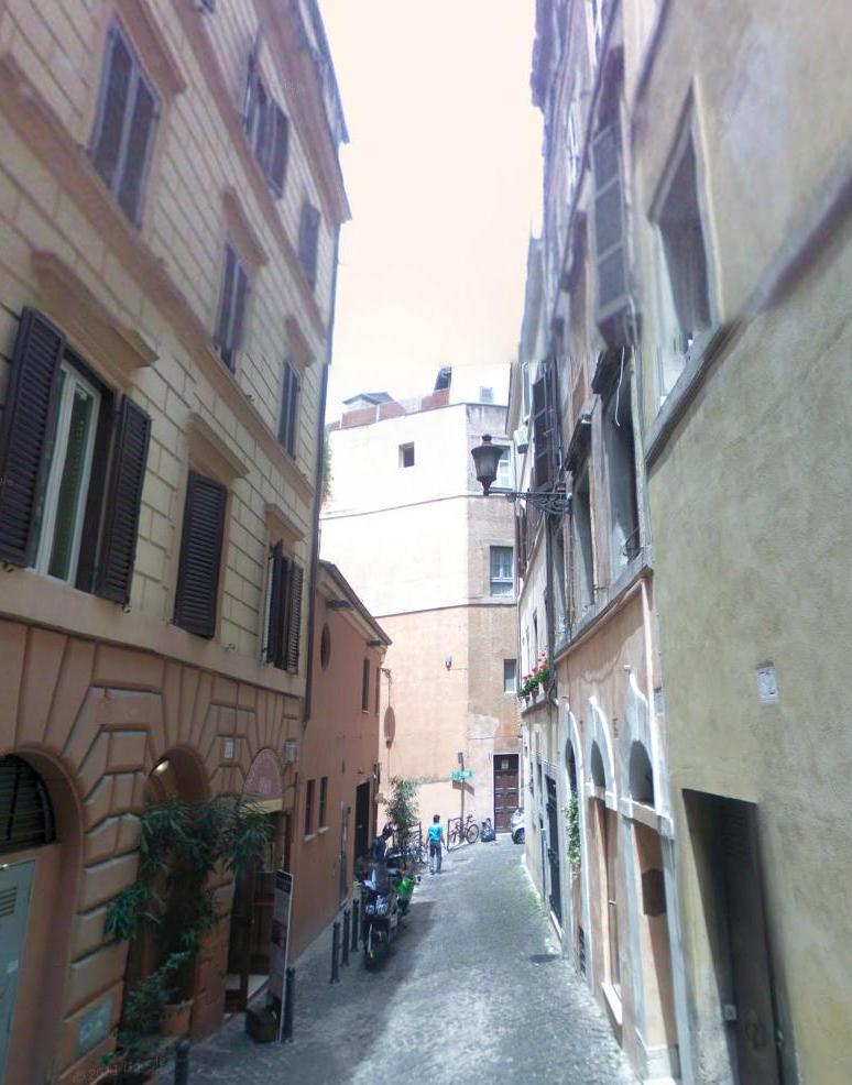 vendita appartamento con terrazzo roma centro storico fontana di ...
