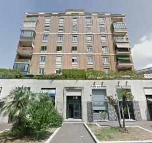 Roma eur colombo sette chiese appartamento uso ufficio con for Immobili uso ufficio roma